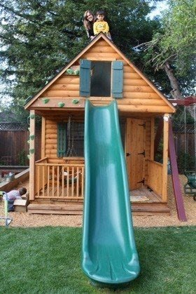 Amazing Playhouse For Older Kids