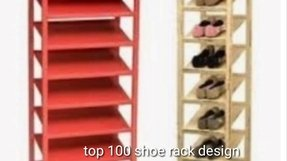 Shoe rack tall