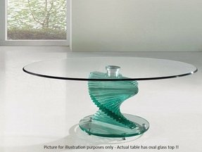 Unique glass coffee tables 1