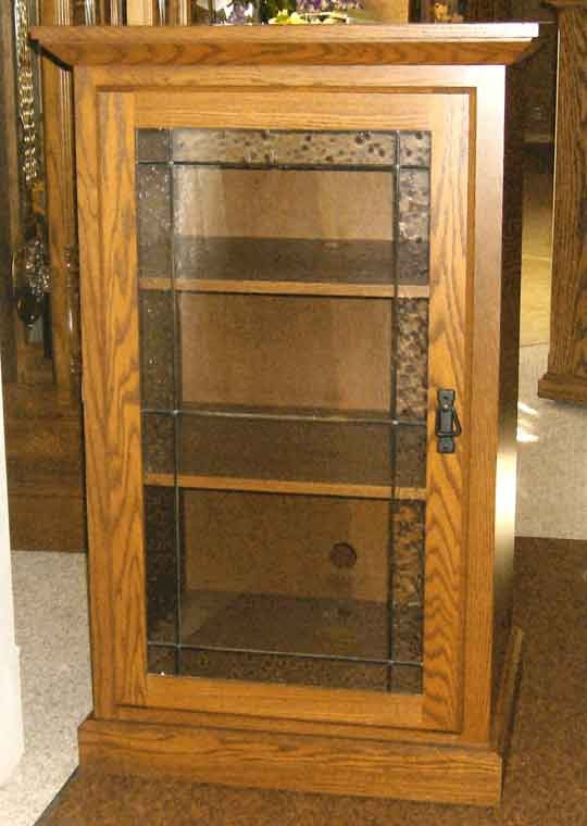 4052 Wood Stereo Cabinet
