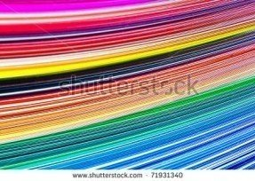 Bright colored sheets 2