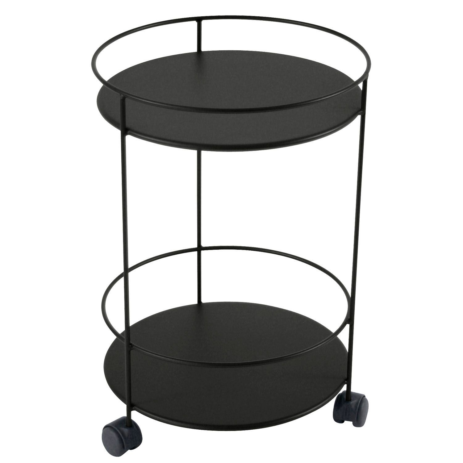 Exceptionnel Buy Small Double Top Fermob Side Table With Wheels Online