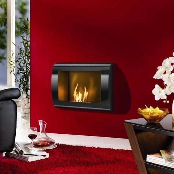 Electric Kamin Maxx Small Decorative Fireplace Wall Mounted Photo With Kamin