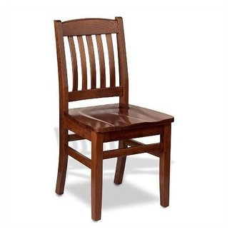 Heavy duty commercial dining chair