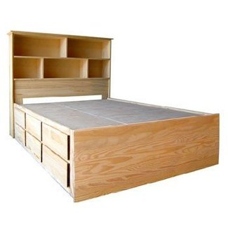 Ikea twin captain bed