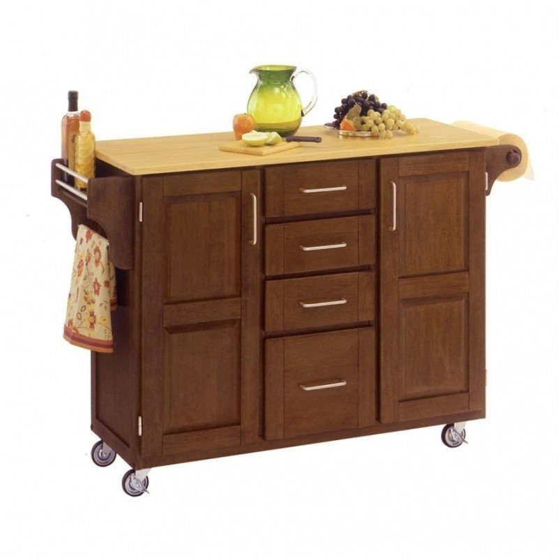 Elegant Kitchen Storage Tables