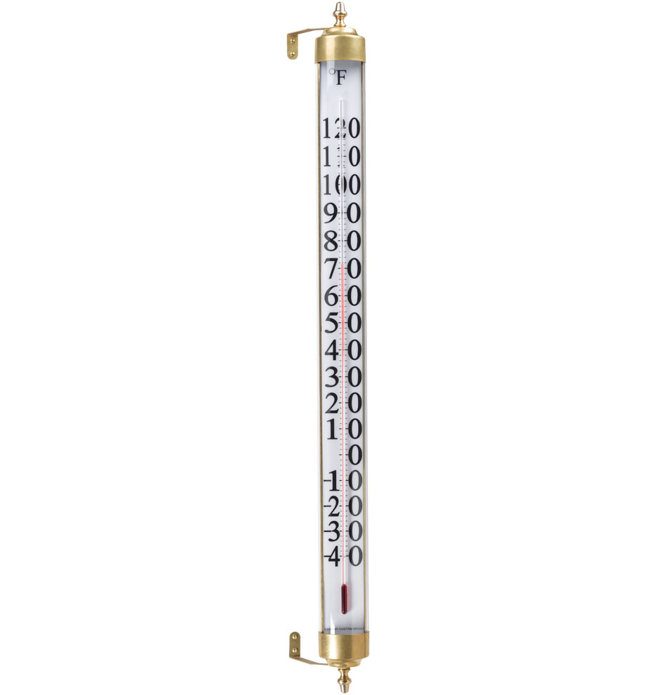 Large Outdoor Thermometers   Ideas On Foter