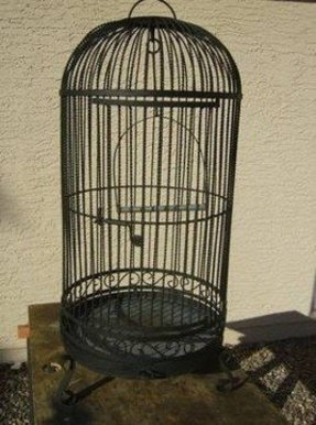 Iron Bird Cages - Ideas on Foter
