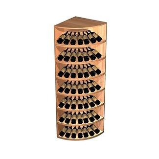 Metal Corner Wine Rack 4