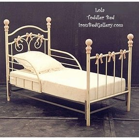 Metal Toddler Bed