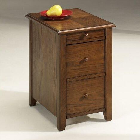 Oak Chairside Table   Ideas On Foter