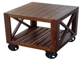 Small Coffee Tables On Wheels