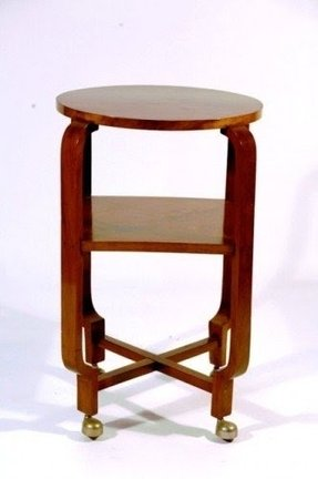 Small Table On Casters