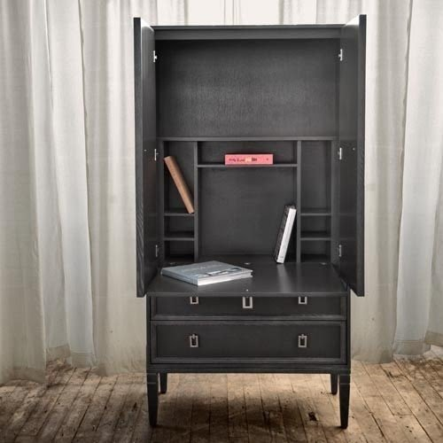 Style Secretary Armoire Desk And Armoire Bedroom Armoire Computer
