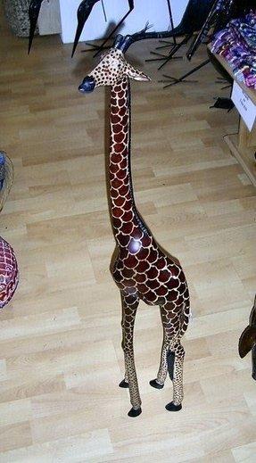 Tall Wooden Giraffe Ideas On Foter