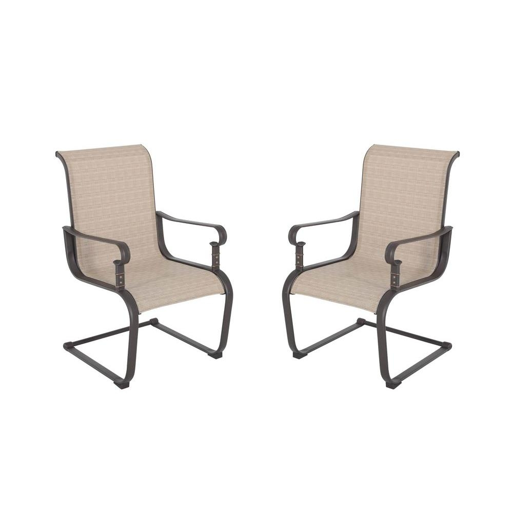Attractive Belleville Patio Dining Chair (2 Pack)