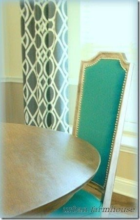 Cane Dining Chairs 4