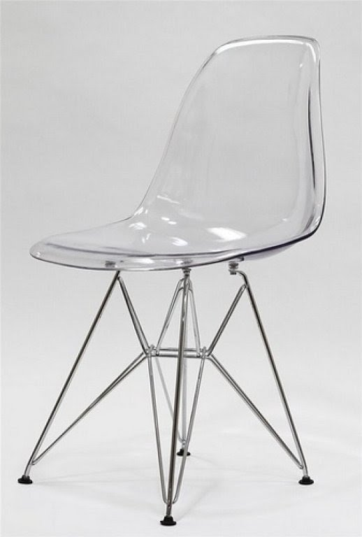 High Quality Clear Plastic Chair