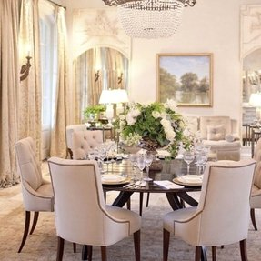 Round Glass Dining Room Table Sets Ideas On Foter