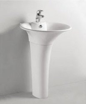 Contemporary Pedestal Sinks Ideas On Foter