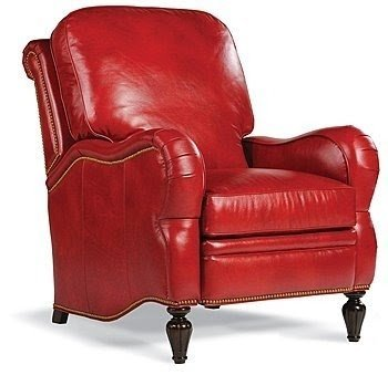 Red Leather Chairs 5