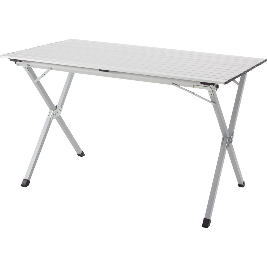 Aluminum folding tables