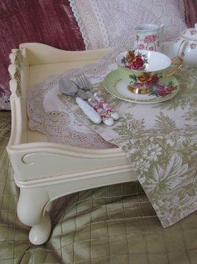 Antique Breakfast Trays Ideas On Foter