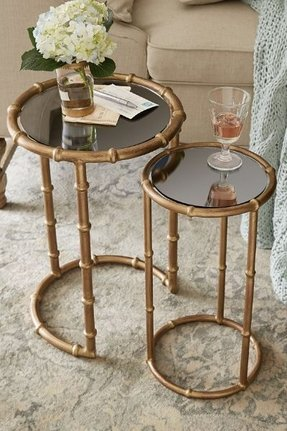 Art deco nesting tables 1