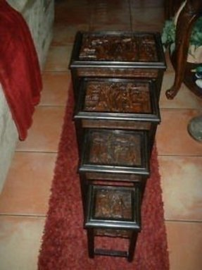 Asian nesting tables 37