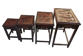 Asian nesting tables 4
