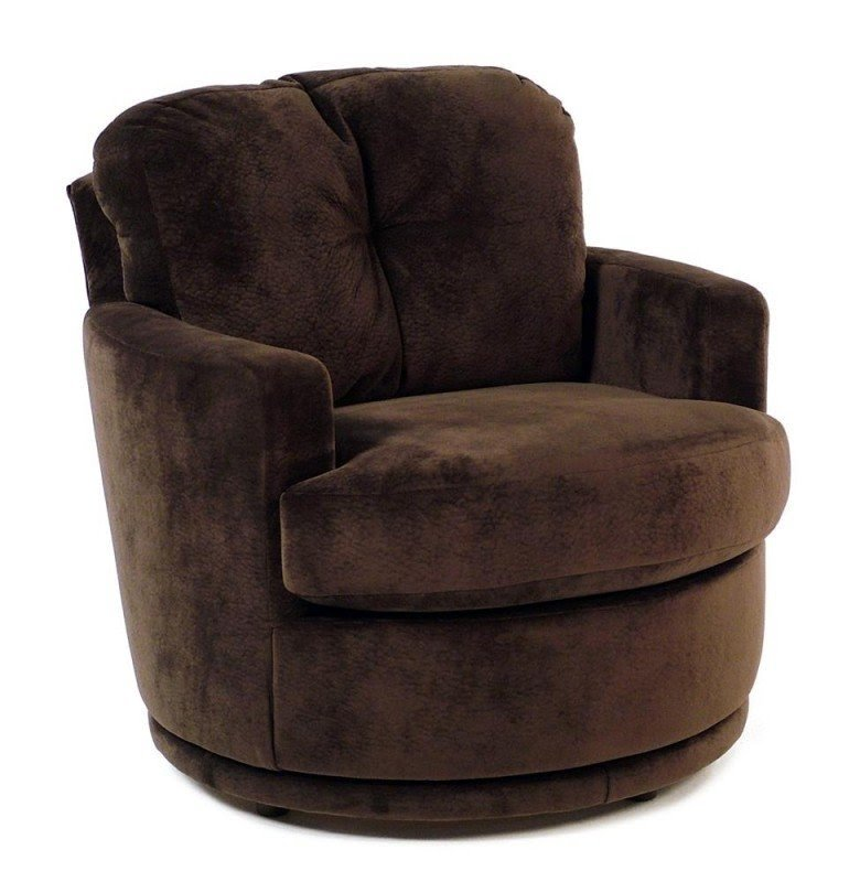 Barrel Chairs Swivel
