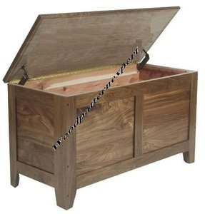 Cedar storage chests 1