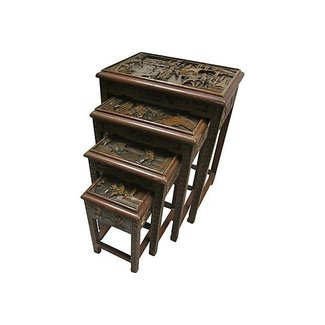 Chinese nesting tables 3