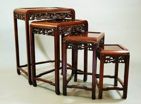 Chinese nesting tables 30