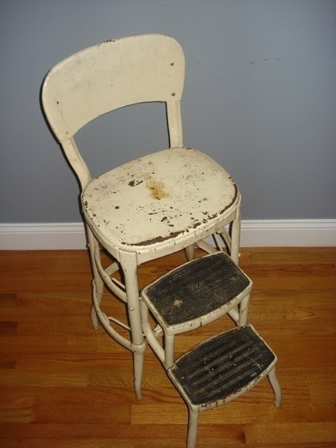 Cosco Chairs 3. Bar Stool In Vintage ...