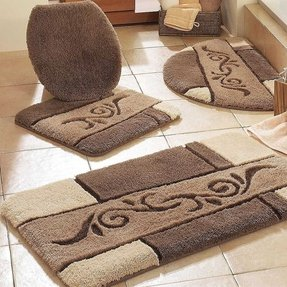Designer Bathroom Mats Home