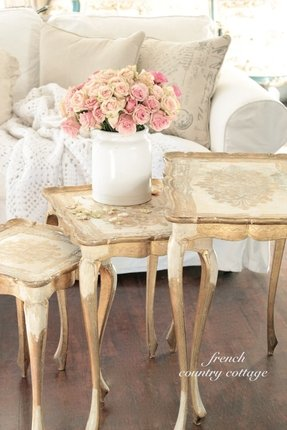 French nesting tables 1