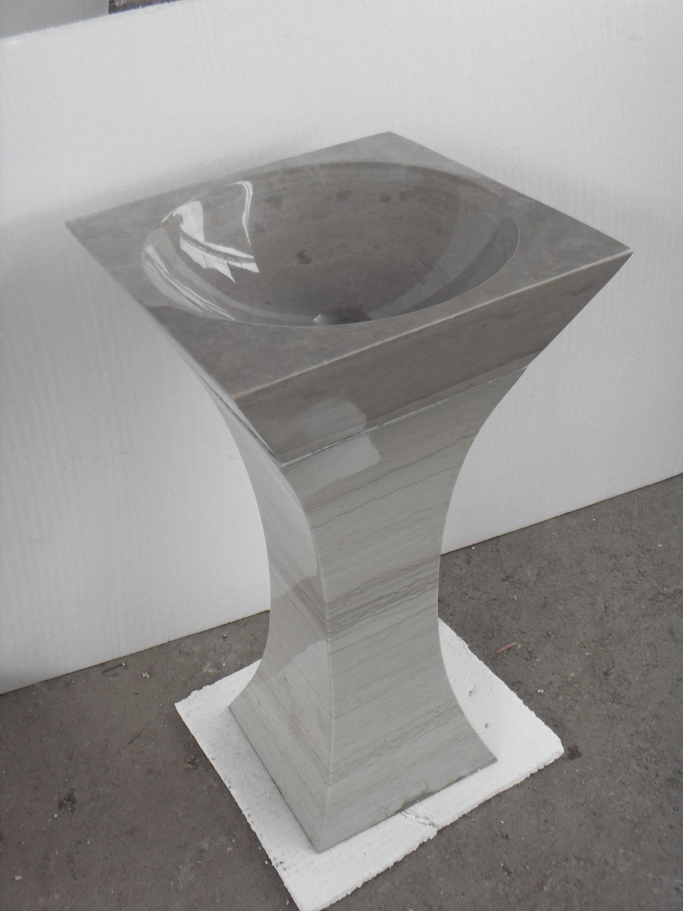 Nice Granite Pedestal Sink 4