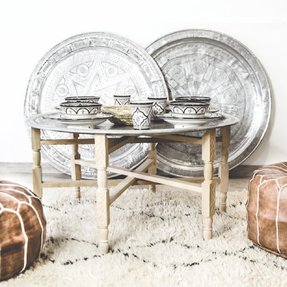 Moroccan nesting tables 17