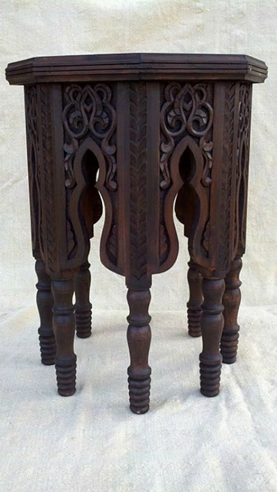 Moroccan Nesting Tables 2