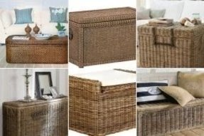 Rattan Storage Chests Ideas On Foter