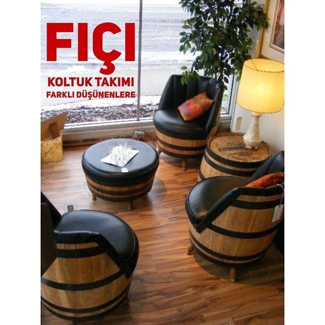 Delicieux Red Barrel Chair