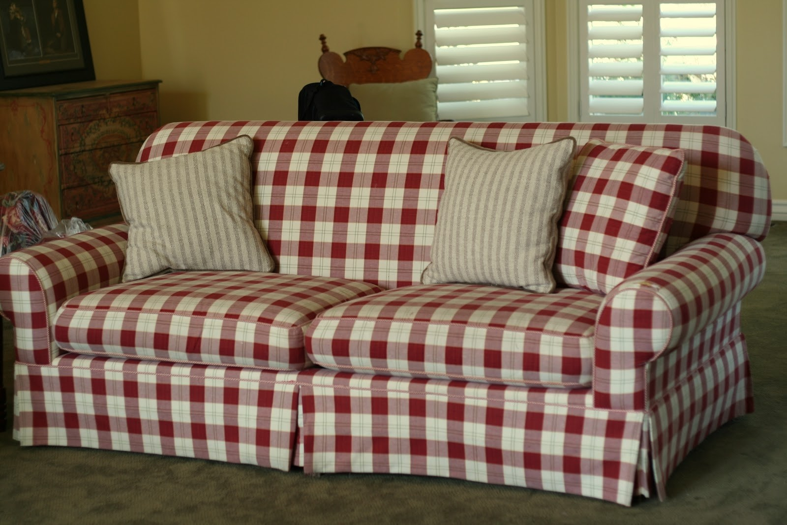 Country Style Slipcovers   Foter