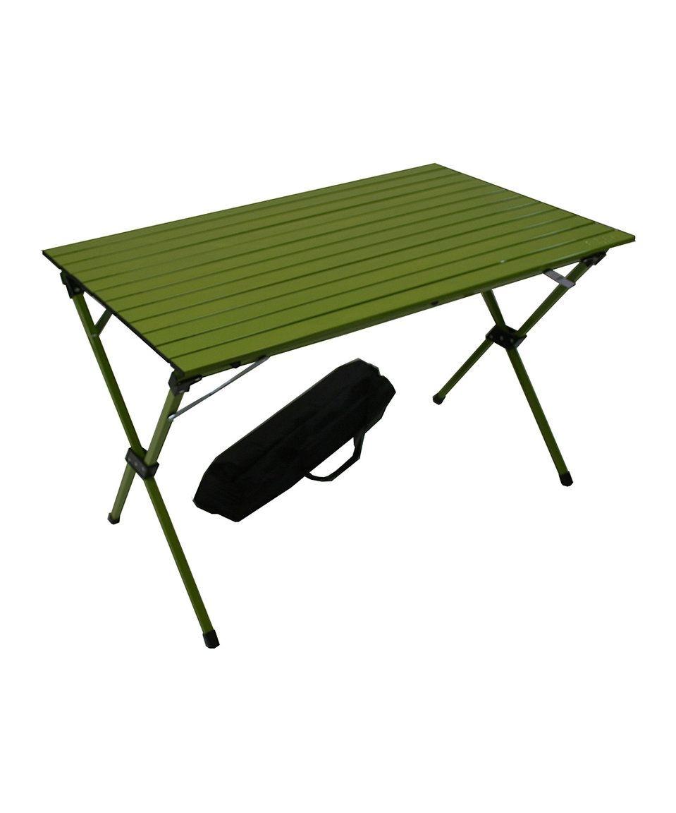Small Aluminum Folding Table