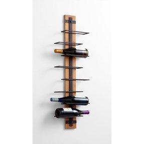 Metal Wall Wine Rack Bottle Holder Foter
