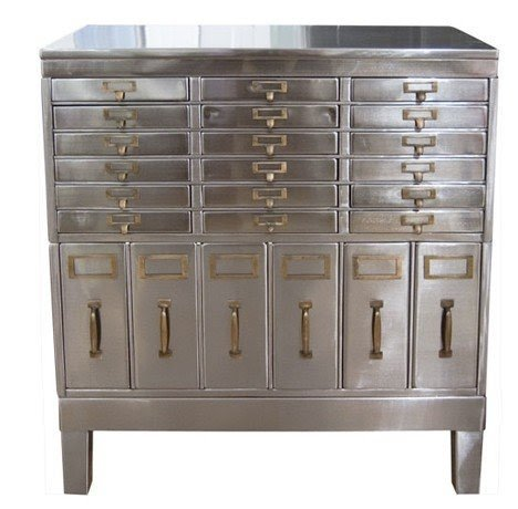 Good Stainless Steel Storage Chest