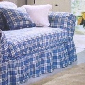 Plaid sofa and loveseat plaid sofa and loveseat lancer - Plaid para sofa ...