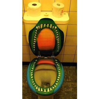 Sensational Unique Toilet Seats For Your Home For 2020 Ideas On Foter Spiritservingveterans Wood Chair Design Ideas Spiritservingveteransorg