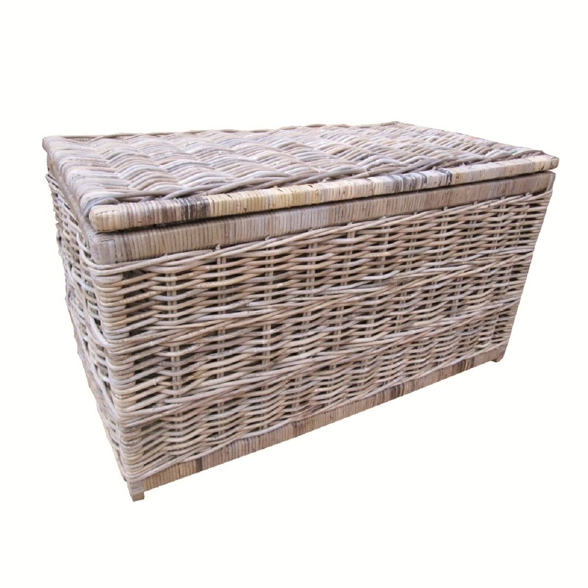 The sturdy construction of this rattan storage chest makes this furniture perfect for any interior and has a broad range of applications.  sc 1 st  Foter & Rattan Storage Chests - Foter