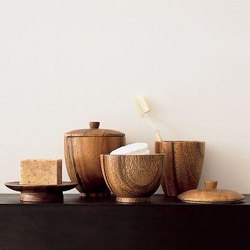 Wood Bath Accessories   Ideas On Foter